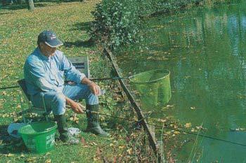 Фидерная рыбалка