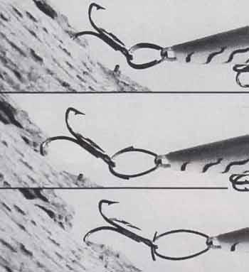 Заводные кольца для рыбалки