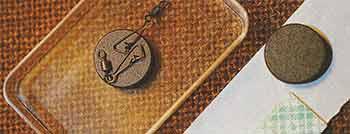 Магнитный держатель для крючков и вертлюжков